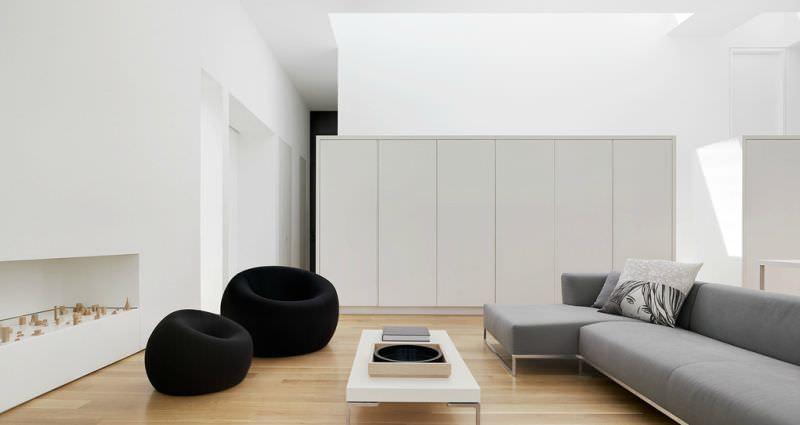 Sala De Estar Minimalista Moderno ~ salaminimalista5