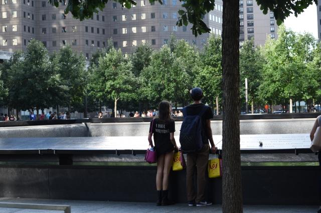 New York memorial 11/11